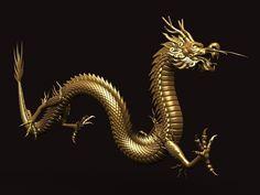 dragon 3d chinese cgtrader obj models max animals fbx mtl