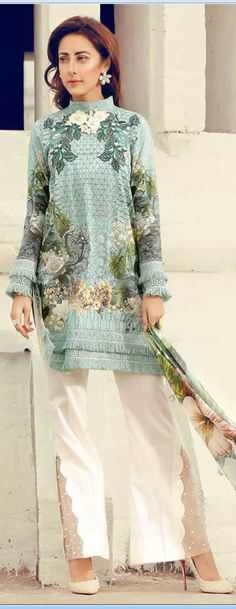 New dresses Cross Stitch Summer Lawn Dresses 2017  #Newdresses