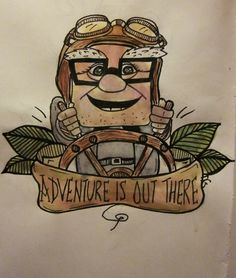 adventure is out there by Cole Genovese