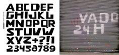 "Tipo ""Vado"". Llibre ""No design streetypes"". Pep Escalé & Gabi beneyto"