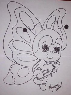 Coloring Pages For Kids Books Yard Art Tole Painting On Wood Butterfly Applique Face Fabric
