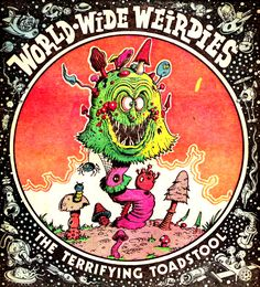 Ken Reid - World Wide Weirdies 15