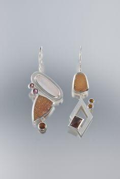 Janice Kerman earrings