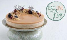 Den bedste karamel cheesecake | Bag live med Liv Martine opskrift | Dr. Oetker