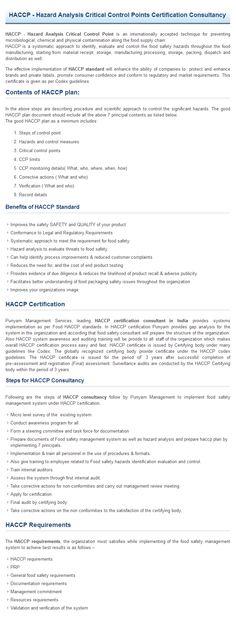 HACCP Plan Template | HACCP Plan - PDF | HACCP | Pinterest | Pdf ...