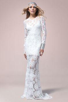 Nomadic Love | Rue De Seine Wedding Dress Collection | Bridal Musings Wedding Blog 48