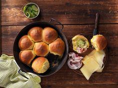 Brot mit Kürbis                (Pane con la Zucca) Dairy, Cheese, Food, Bread Baking, Breads, Marmalade, Small Pumpkins, Treats, Eten