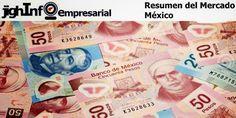 #Empresas #Bolsa #Finanzas: México, Resumen: Peso se deprecia tras racha alcista