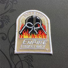 Darth Vader Star Wars Galactic Empire Patch Embroidered Patches Iron On Patches sew on patches