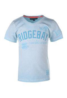 Unlocked jongens T-shirt - Jongens - Van de Ven Fashion