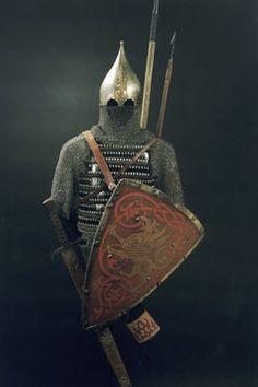 russian armour suit