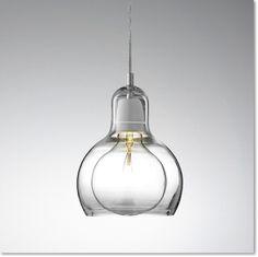 Mega Bulb SR2 lampe med klar ledning. &tradition