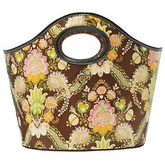 Anna Griffin® Fabric Bucket Tote at HSN.com.