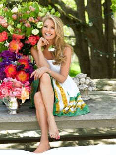 Christie Brinkley shares her anti-aging secrets in TIMELESS BEAUTY. Photo: Anna Gunselman