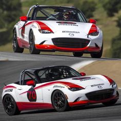 Mazda Global Cup Race Car #mazda #mx5 #miata #roadster #zoomzoom #longlivetheroadster #mx5cup