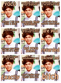 i'm sorry...i had to pin this. i dont know why..but they all make me laugh!