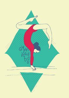 Summer Olympic Sports : Gymnastics