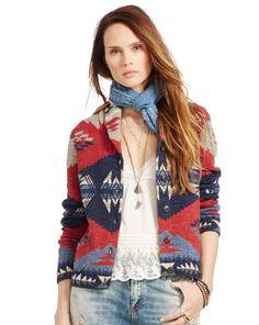 Shawl Cardigan Sweater - Denim  amp  Supply Cardigans  amp  Sweater Coats -  RalphLauren. 470e3fa47