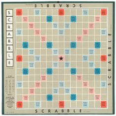 printable scrabble board link for tiles too use for spelling