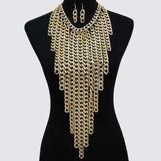 new-Fashion-gold-layered-tassel-chunky-body-chain-delicate-big-necklace-shouder-body-belly-chain-beach.jpg (570×570)