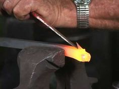 Forging Animal Heads with Bill Epps