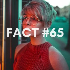 Fact Did you knew? If a woman had short hair a hundred years ago, people thought she was being unfaithful to her husband. A Hundred Years, Hair A, All About Fashion, New Woman, Short Hair Styles, Husband, Facts, People, Women