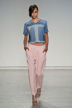 Rebecca Taylor at New York Fashion Week Spring 2014 - StyleBistro