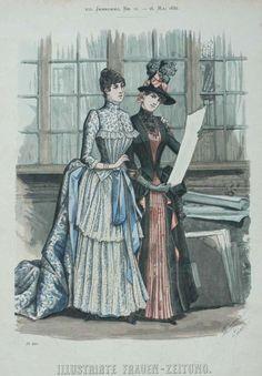 Illustrirte Frauen Zeitung 1886