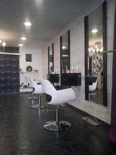 47 meilleures images du tableau salon de coiffure chic   Posh hair ...