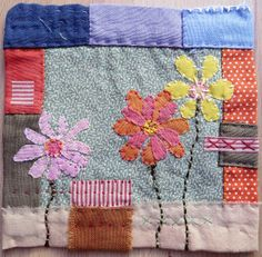 story quilts by Jane LaFazio