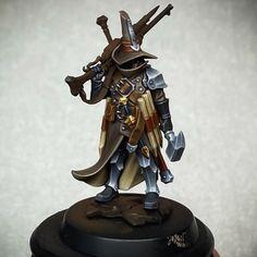 Warhammer Empire, Warhammer Aos, Warhammer Fantasy, Deathwatch, Finish Him, Mini Paintings, Minis, Sword, Base