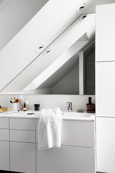 Styling by Rikke // that nordic feeling - bathroom with a Nordic twist