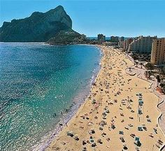 Calpe, Spain @Sarah Chintomby Chintomby Baker