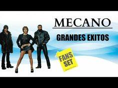 Mecano Grandes Éxitos Mix en HD 2016