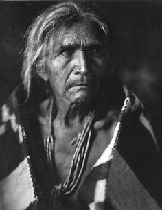 Navajo man - circa 1868