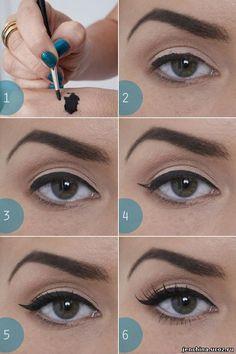 Толстые или тонкие, длинные или короткие - идеальные стрелки на глазах, это не только умение их хорошо нарисовать, но и дело вкуса. К тому же форма стрелок на ваших веках может зависит и от формы глаз…