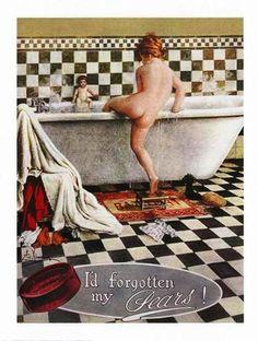 Foto di bagni vintage: dagli anni '20 agli anni '60Bagni dal mondo | Un blog sulla cultura dell'arredo bagno
