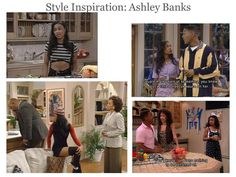 Ashley Banks Fresh Prince of Bel Air 90s Style