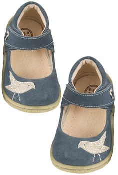 Livie and Luca - Pio Pio in Gray Suede