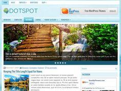 Dotspot WordPress theme