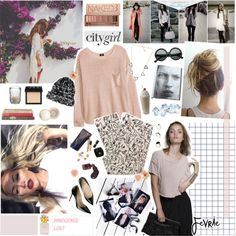 Fevrie Items and a few of our Fevrie Fashionistas in this creative set by fairhykid on Polyvore