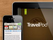 If you're looking for an on-line travel diary, this is the best I've seen. I've used it for a few holidays and love it.