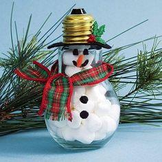 adornos de navidad reciclados 16