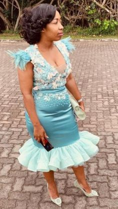African Bridesmaid Dresses, African Traditional Wear, Bridal Squad, Professional Dresses, Hot Outfits, Weeding, Dress Party, Wedding Things, Afro