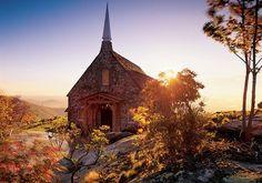 Glassy Mountain Chapel, Greenville, SC
