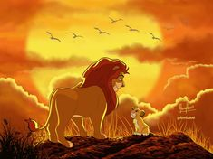 LION KING by FERNL on DeviantArt