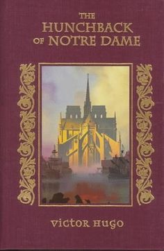 Hunchback of Notre Dame - Classic book #books