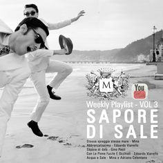 Margherita's weekly compilation is back! This week is time to listen some songs dedicated to the sea in the original sound of the Italian sixties...enjoy Margherita's weekly playlist, enjoy the Sapore di Sale notes  http://www.youtube.com/watch?v=24pBdjenmWs=PLSab0112hxjHiGW115TUl_VGQF3VF2VLf