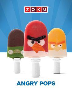 Angry Birds Zuko Pops