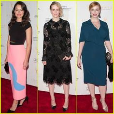 #Tatiana Maslany & Sarah Paulson Attend Nominee Reception Forward of Emmy Awards 2015 --- More News at : http://RepinCeleb.com  #celebnews #repinceleb #CelebNews